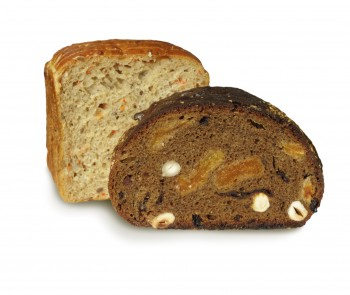 Riċetta: Ħobża tal-karrotta u l-berquqa (apricot) bla butir u bla glutina