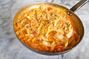 Traditional Maltese Recipe: Barbuljata (scrambled eggs Maltese-style)