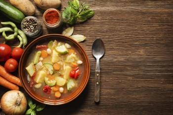 Recipe: Broth with ossobuco