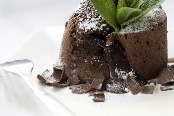 Recipe: Chocolate fondant