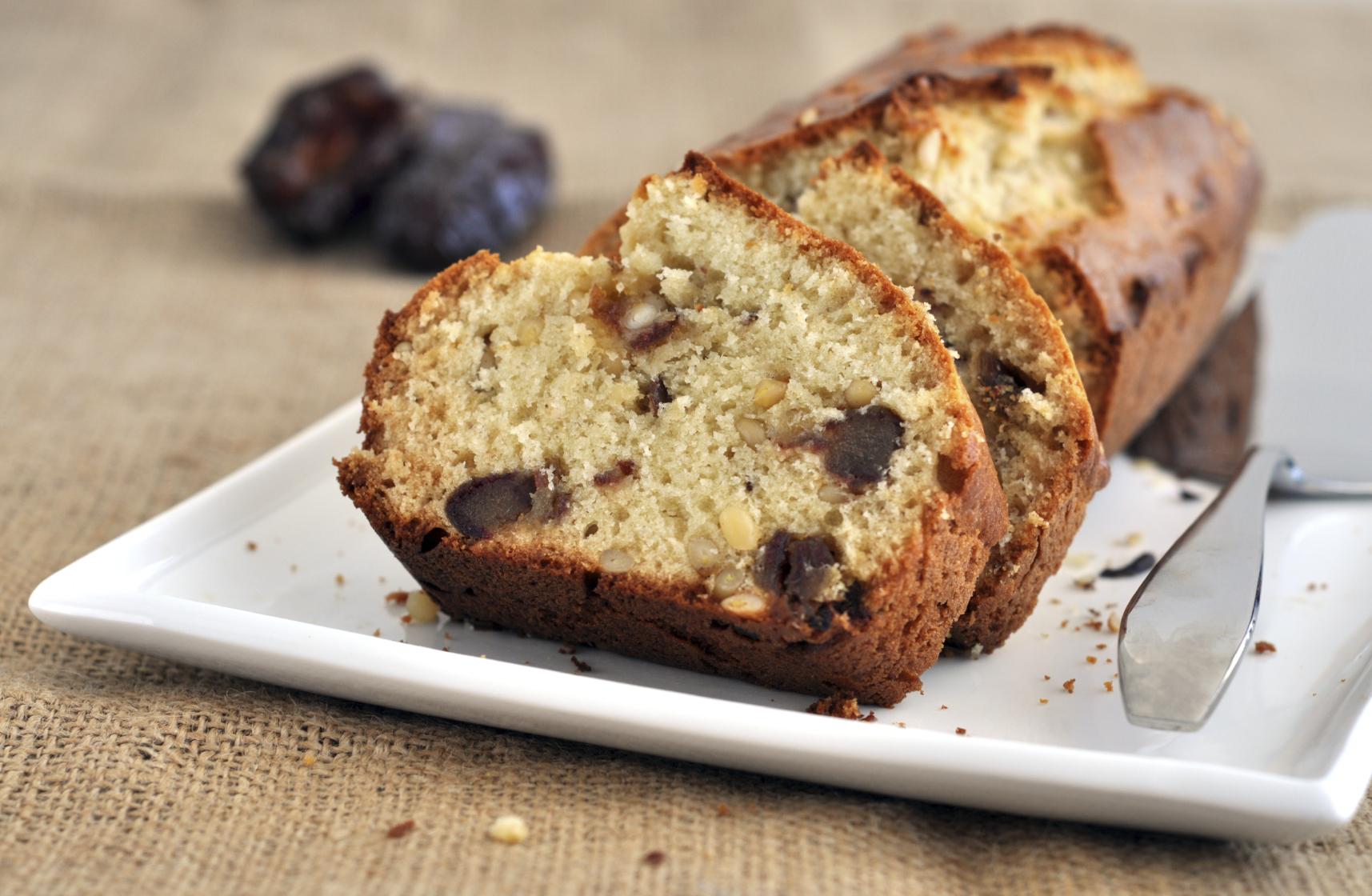 Fruit and tea cake- Kejk tal-frott bit-te