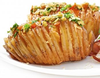 Riċetta: Patata bil-ġobon u l-bacon