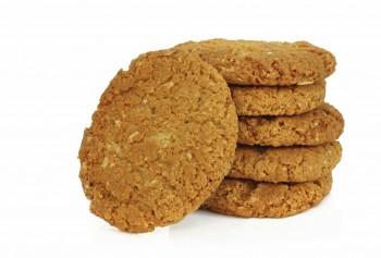 Oat and coconut biscuits- Gallettini tal-ħafur u ġewż tal-indi