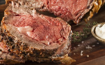 Recipe: Rib-eye with mustard sauce