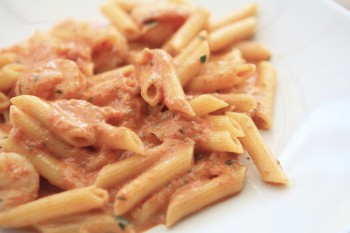 Recipe: Penne alla vodka