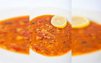 Maltese traditional recipe: Aljotta (fish soup)