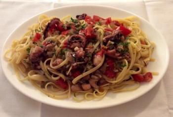 Recipe: Octopus Bavette