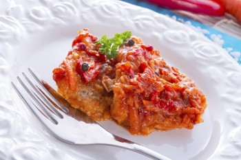 Recipe: Grouper (Ċerna) in a tomato and basil sauce
