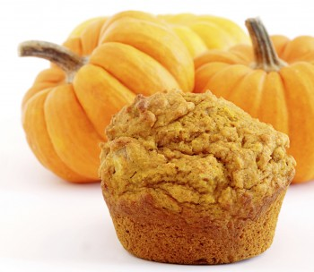 Recipe: Diabetic-friendly pumpkin muffins
