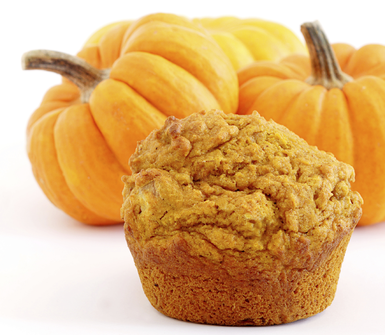 Recipe: Diabetic-friendly pumpkin muffins - LITTLEROCK