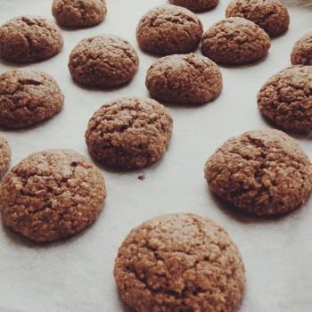 Riċetta: Cookies taċ-ċikkulata u l-vanilla