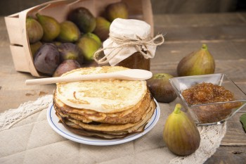 Crepes fig