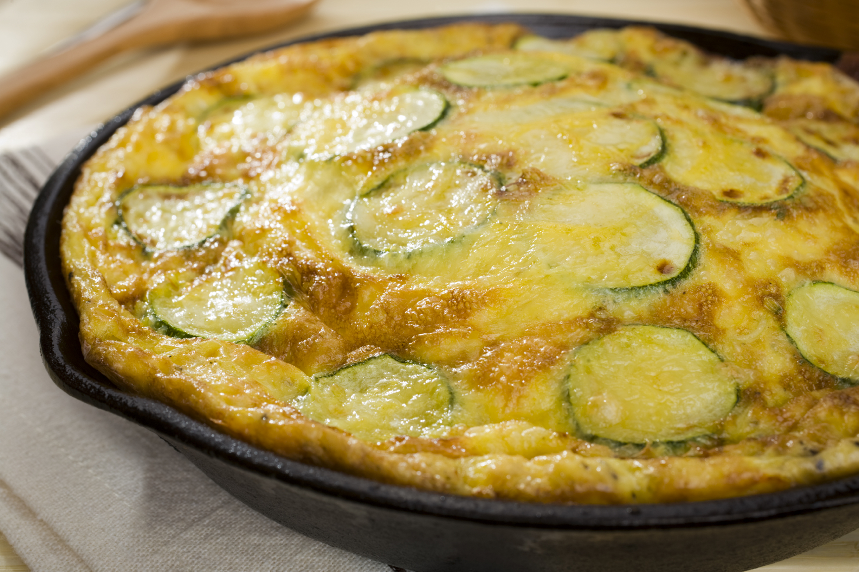 Marrow frittata