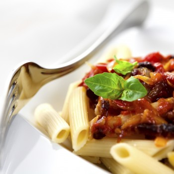 Recipe: Penne with chicken and sundried tomatoes