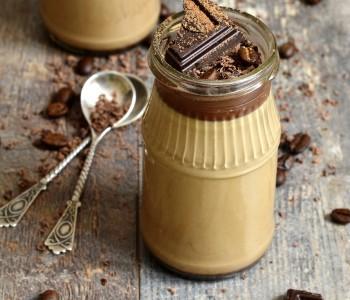 Recipe: Chocolate pots