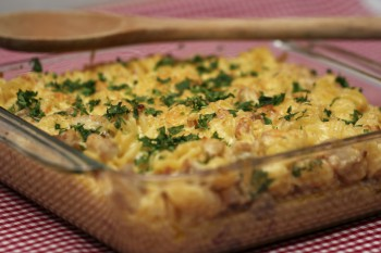 Recipe: Spinach chicken and artichoke bake