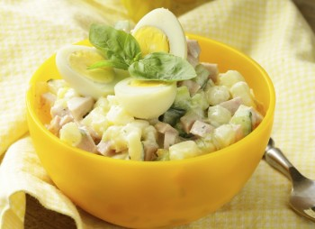 Recipe: Potato and egg salad