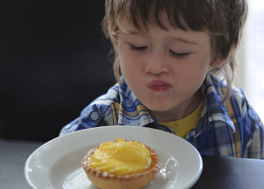 Toddler fussy with food