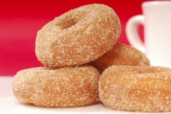 Recipe: Doughnuts with cinnamon, baked